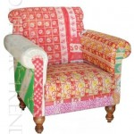 Colorful Recycled Fabric Sofa | Commercial Restaurant Furniture Manufacturers