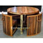 Dining Table & Chair Sets  Wood Restaurant Booths