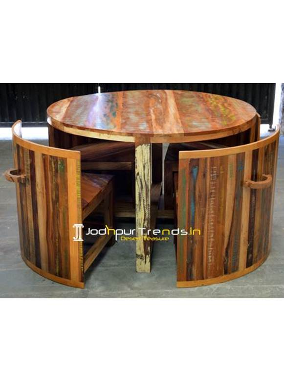 Dining Table & Chair Sets Wood Restaurant Booths - Jodhpur ...