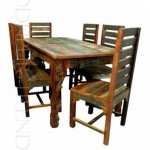 Jodhpur Dining Set | Buy Restaurant Dining Tables And Chairs