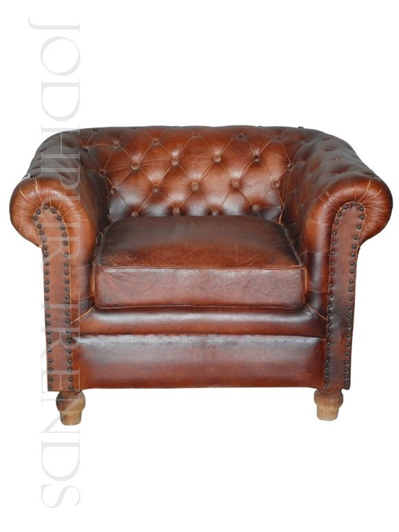 Chesterfield Armchair | Hotel And Restaurant Armchairs