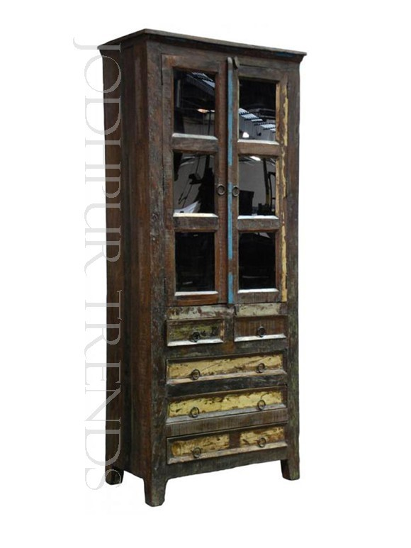 Reclaimed Glass Bookshelves | Bookshelves Manufacturers