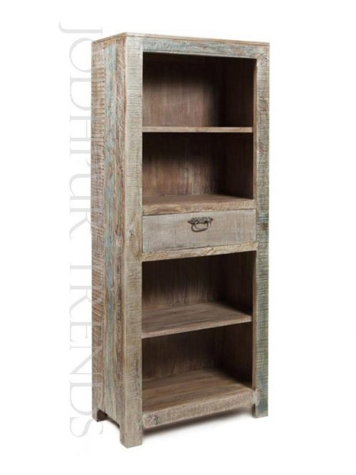 Reclaimed Wood Bookcase | Indian Furniture From India