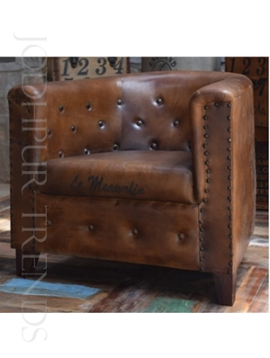 Leather Sofa | Cafe Seating Furniture