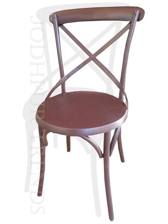 Cross Back Cafe Chair | Best Cafe Chairs