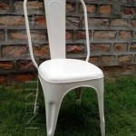 White Bistro Cafe Chair | Commercial Furniture Chairs
