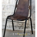 Leather Cafe Chair | Cafe Furniture Chairs