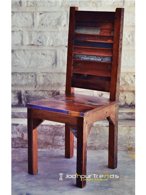 Antique Reclaimed Chair | Cafeteria Tables And Chairs For Sale