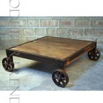 Designer Low-Height Coffee Table | Cool Cafe Furniture