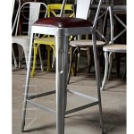 Leather Bar Chair | Restaurant Furniture Bar Stools