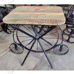 Designer Vintage Table | Cool Restaurant Tables