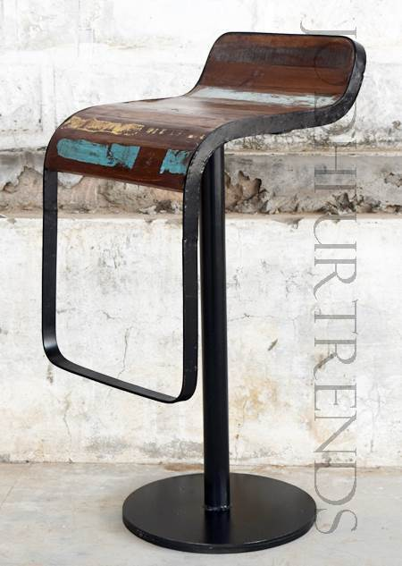 Low Back Barstool | Cafe And Bar Furniture