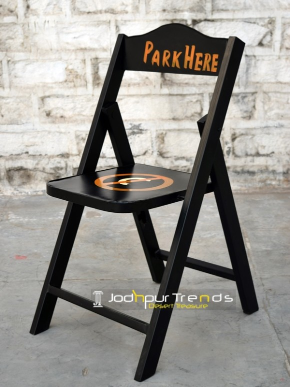 Painted Bistro Cafe Chair | Small Cafe Chairs