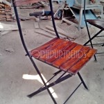 Cafe Bistro Chair | Small Restaurant Chairs