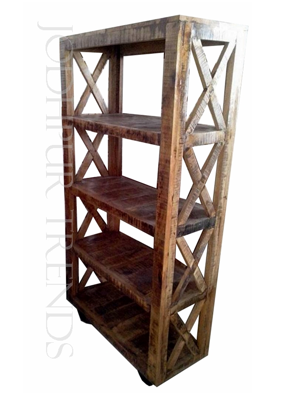 Industrial Bookshelf | Commercial Furniture Brands