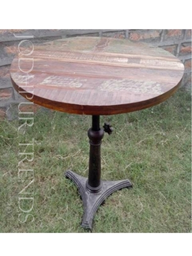 Sturdy Bar Table | Outdoor Cafe Table