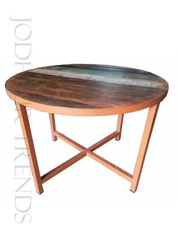 Round Dining Table | Bistro Dining Set