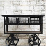 Bauhaus-style Kitchen Cart | Contract Furniture Company
