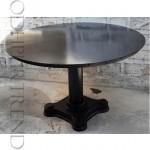 Round Dining Table | Industrial Garden Furniture