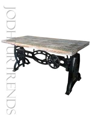 Distressed Dining Table | Vintage Furniture Tables