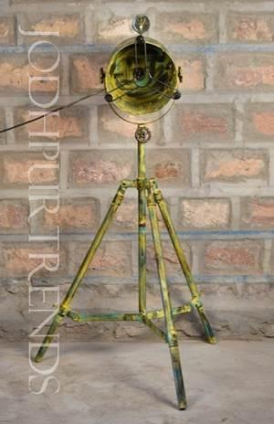 Tripod Floor Lamp | Industrial Home Furniture