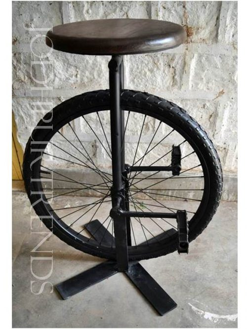 Unique Cycle Stool | Garden Furniture Manufacturers