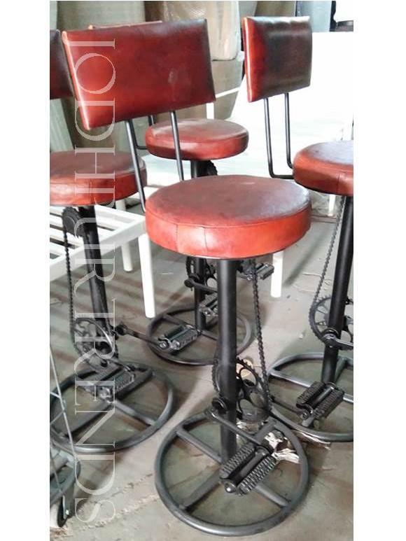 Cycle Bar Stool | Bar Table And Stools