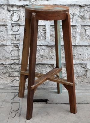 Recycled Bar Stool | Modern Cafe Furniture