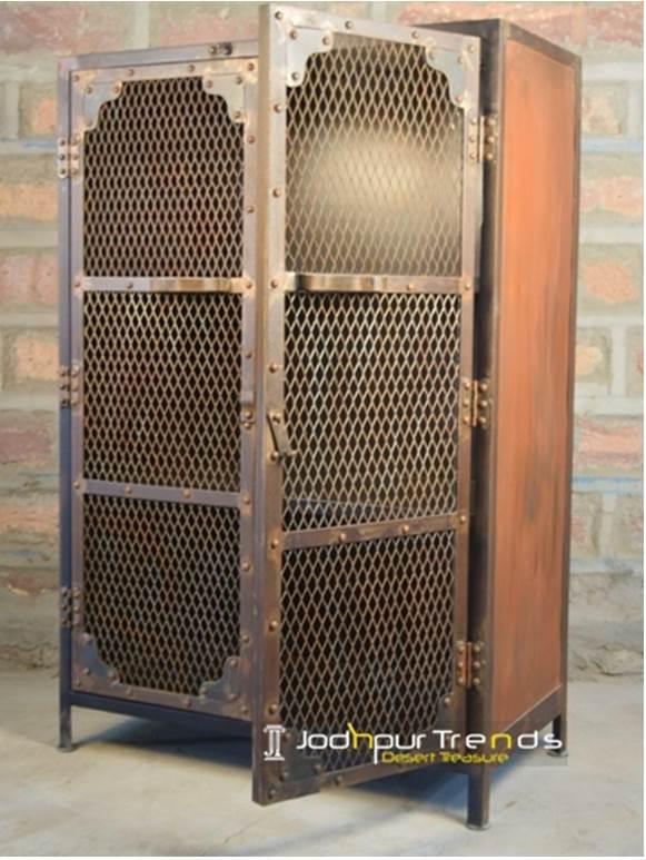 Mesh Almirah Industrial Furniture Cabinets Jodhpurtrends