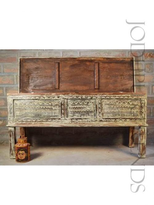 Vintage Console Table | Indian Style Bedroom Furniture