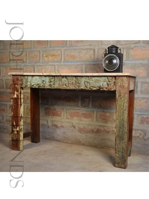 Antique Entryway Console Table | Vintage Furniture Cheap