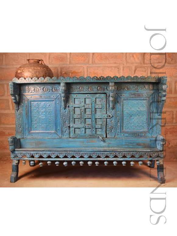 Antique Trunk Home Vintage Furniture Jodhpurtrends Jodhpur Trends