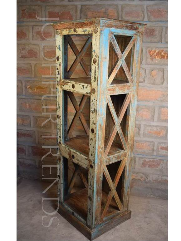 Industrial Pallet Bookcase | Furniture Vintage Industrial