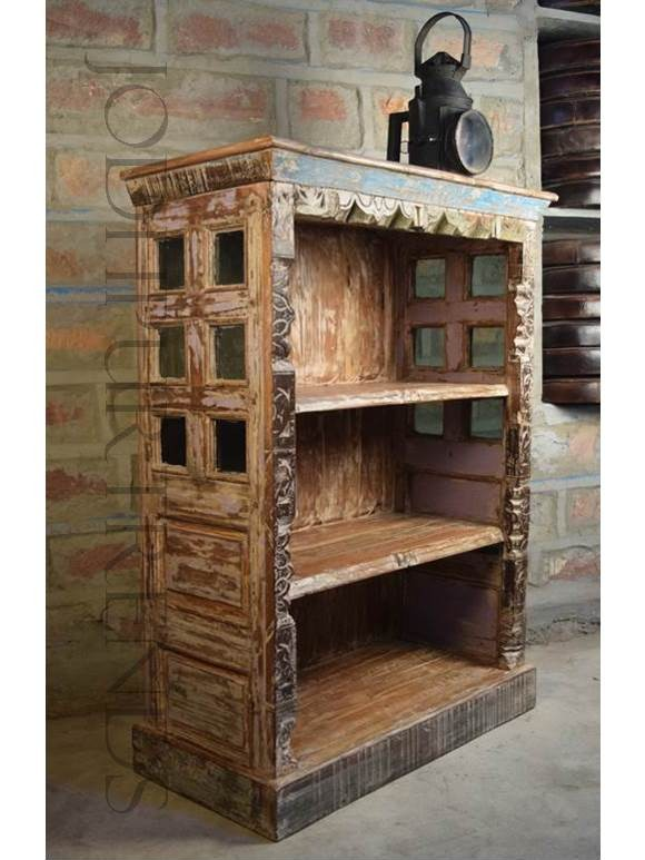 Recycled Vintage Bookcase | Recycled Vintage Furniture