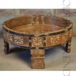 Antique Indian Floor Seat | Indian Floor Seating Furniture