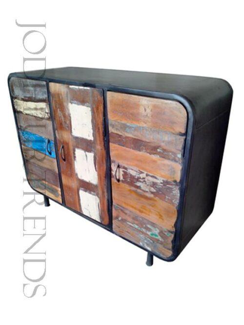 Sideboard in Reclaimed Wood | Vintage Industrial Furniture