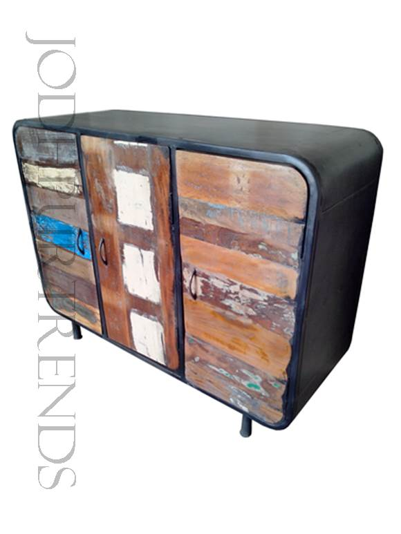 Sideboard in Reclaimed Wood | Vintage Industrial Furniture