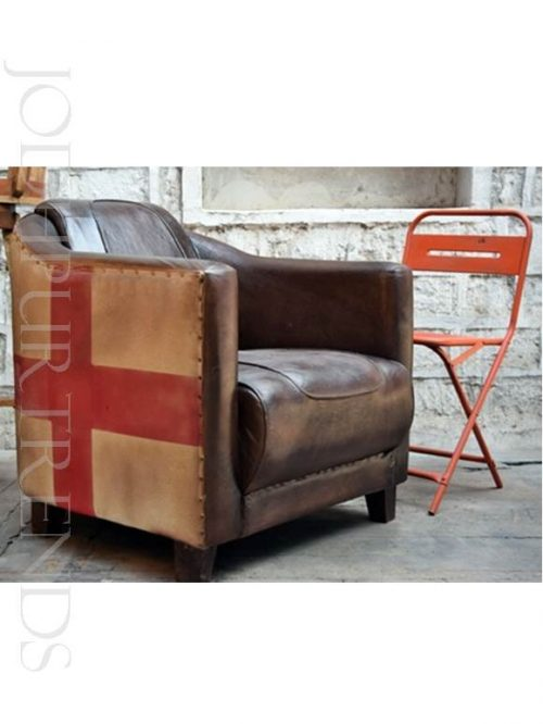 Victorian Armchair in Leather | Leather Furniture