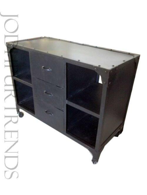 Industrial Curio Cabinet | Industrial Furniture