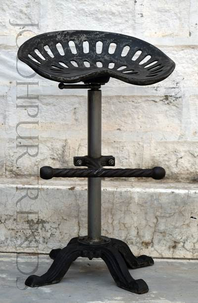 Garden Barchair in Cast Iron | Indian Garden Furniture