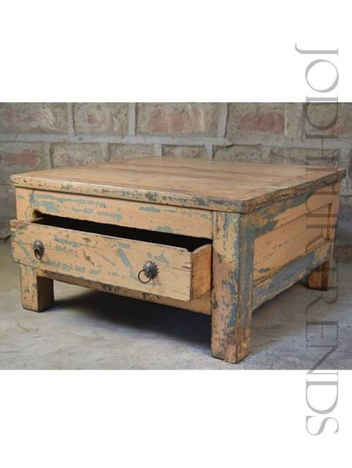 Vintage Sidetable | Antique Reproduction End Table