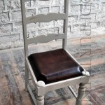 Bistro Chair in White | Wooden Furniture Manufacturer