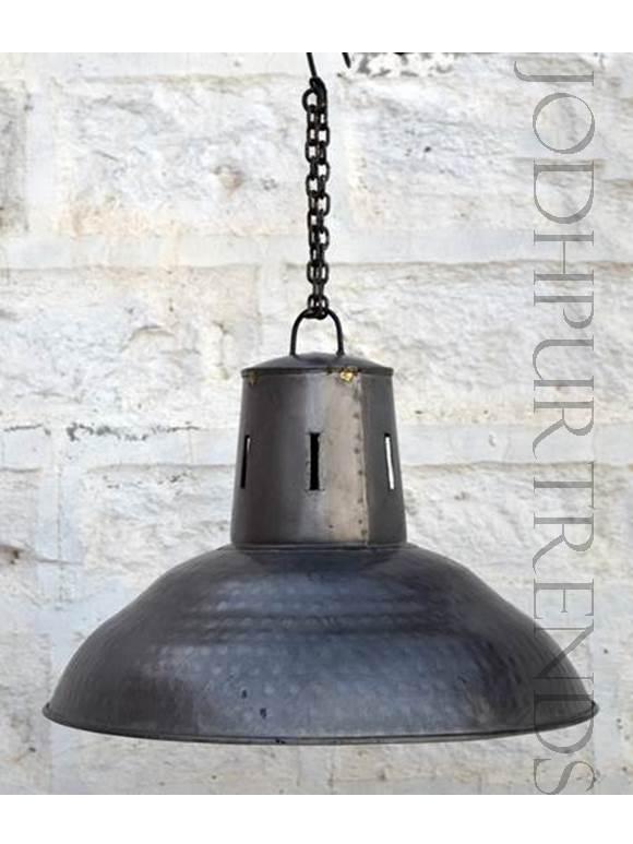 Hanging Lamp in Vintage Design | Rustic Furniture Hardware