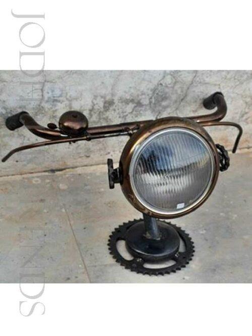 Cycle Handlebar Lamp | Retro Furniture