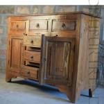 Teak Sideboard   Indian Furniture Antique