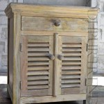 Bedside in Mango Wood | Antique Reproduction Bedroom Furniture
