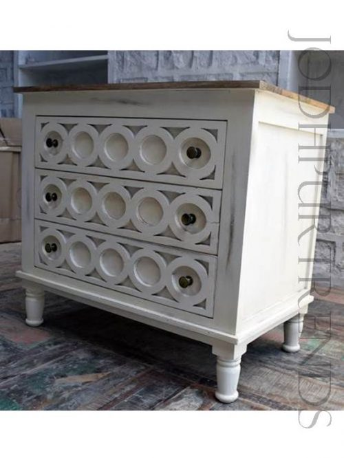 French Chic Drawer Chest | Provincial Chest of Drawers
