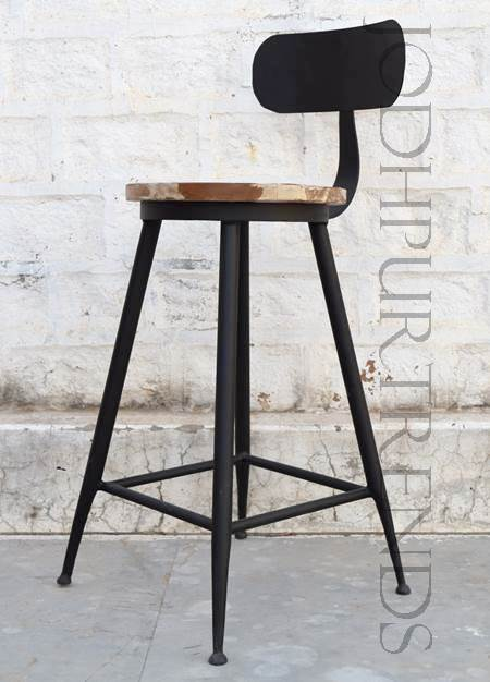 Low Back Bar Chair | Buy Cafe Tables And Chairs