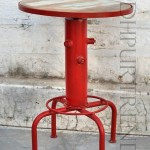 Retro Coffee Table in Red | Retro Furniture Vintage