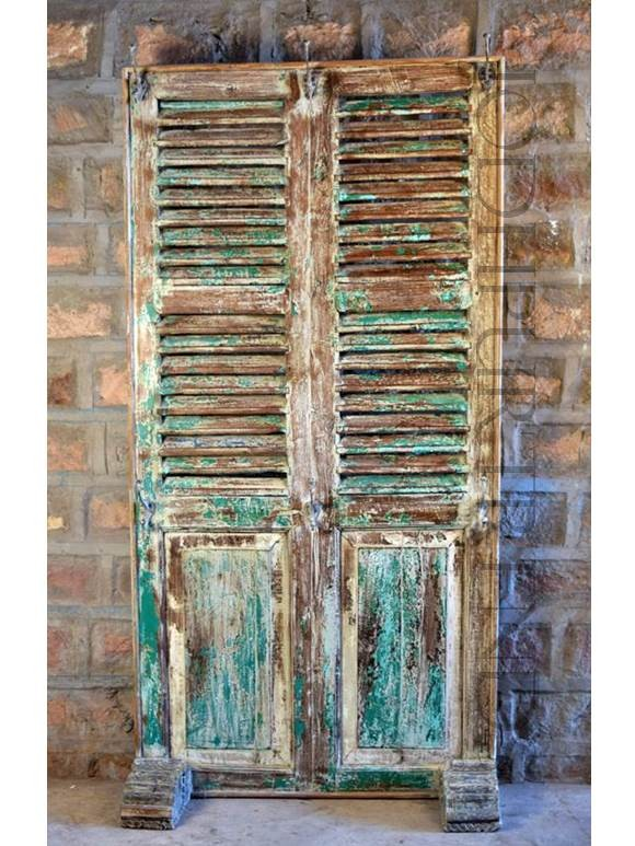 Antique Divider | Reclaimed Wood Furniture Jodhpur